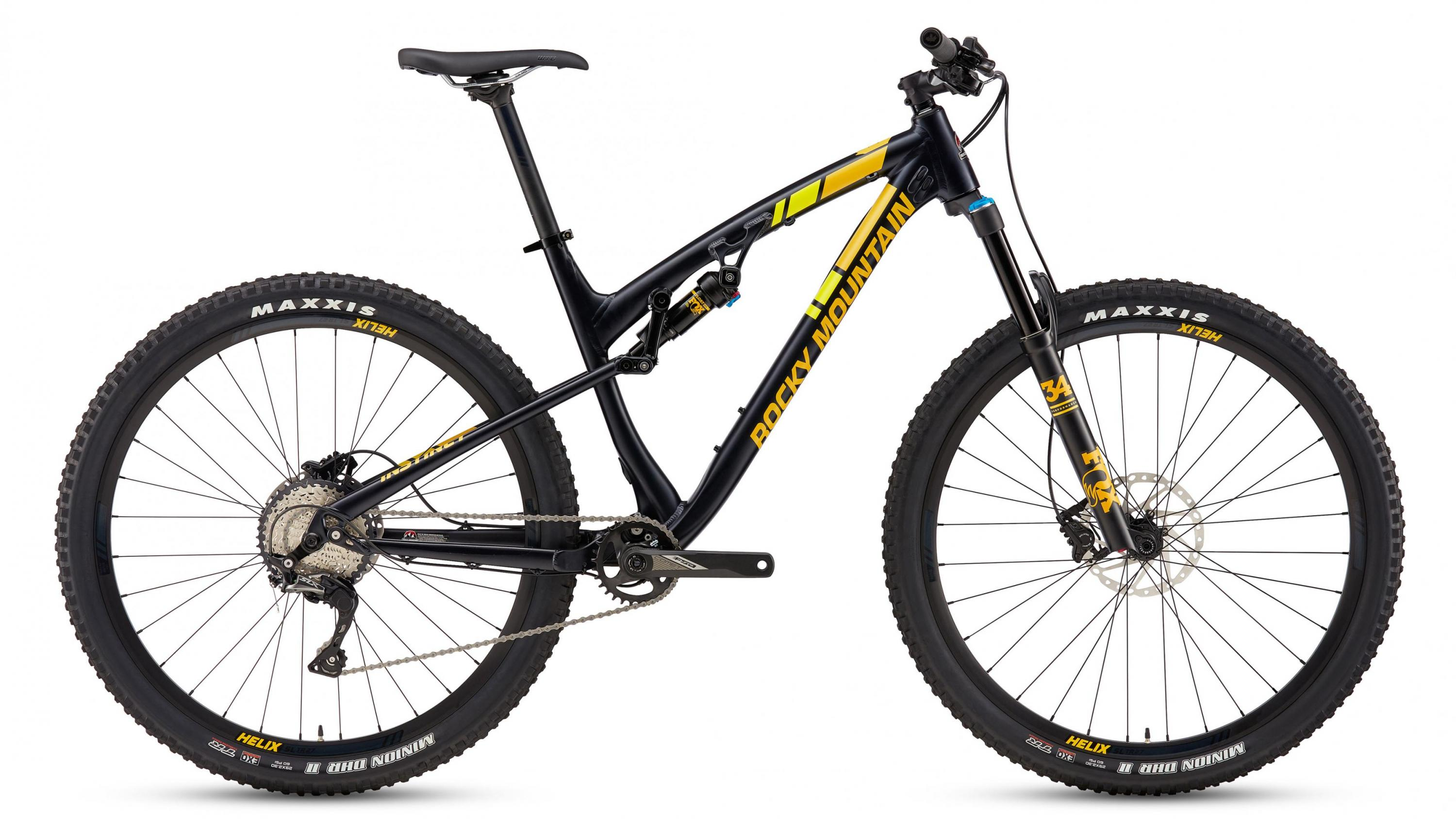 Rocky Mountain Instinct 950 – 2017 (w/ Upgrades)